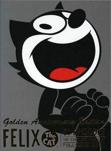 Felix the Cat DVD cover